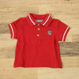 River Woods ROOD POLOSHIRT | River Woods | maat 3M