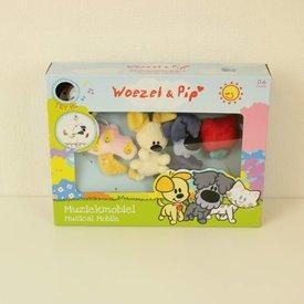 Woezel & Pip WOEZEL&PIP MUZIEKMOBIEL | WOEZEL&PIP
