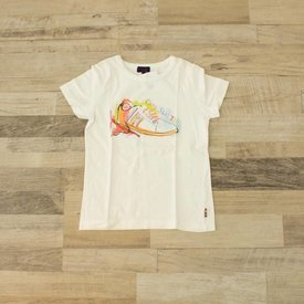 Paul Smith WITTE T-SHIRT | Paul Smith | maat 6J