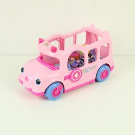 Fisher Price LITTLE PEOPLE LIL' MOVERS SCHOOLBUS | FISHER PRICE