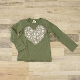 United Colors Of Benetton GROEN T-SHIRT   United Colors Of Benetton   maat 6-7j
