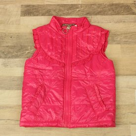 ROZE BODYWARMER | Blue Queen | maat 122