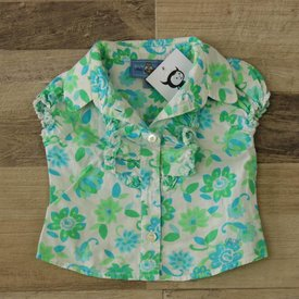 River Woods GEPRINTE BLOUSE | RIVER WOODS | MAAT 3M