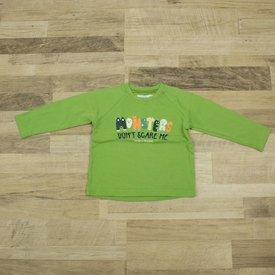 Filou&Friends GROEN T-SHIRT MET OPDRUK | Filou&Friends | maat 2J