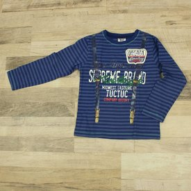 Tuc Tuc Kids GESTREEPT T-SHIRTJE | Tuc Tuc Kids | maat 104