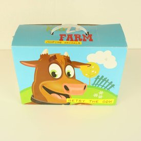 Kidzz Farm JUMPING COW | KIDZZ FARM
