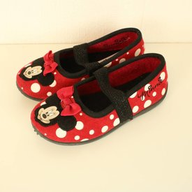 Minnie Mouse PANTOFFELS | MINNIE MOUSE | MAAT 27