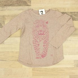 American Outfitters ROZE T-SHIRT MET OPDRUK   AMERICAN OUTFITTERS   MAAT 8J