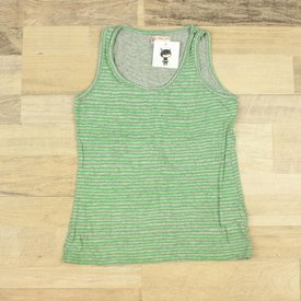 American Outfitters GROEN GESTREEPT T-SHIRTJE | AMERICAN OUTFITTERS | MAAT 6J