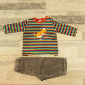 Little Woody 2 DELIGE PYJAMA | LITTLE WOODY | MAAT 12M