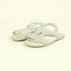 Rachel Shoes BABY SANDAALTJES MET DIAMANDJES | RACHEL SHOES | MAAT 25