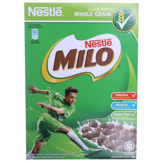 Nestle cereals