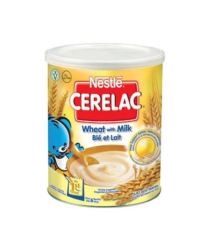 Nestle Cerelac wheat with milk