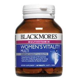 Blackmores Women's Vitality