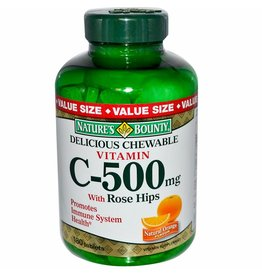 Nature's Bounty Chewable Vitamin