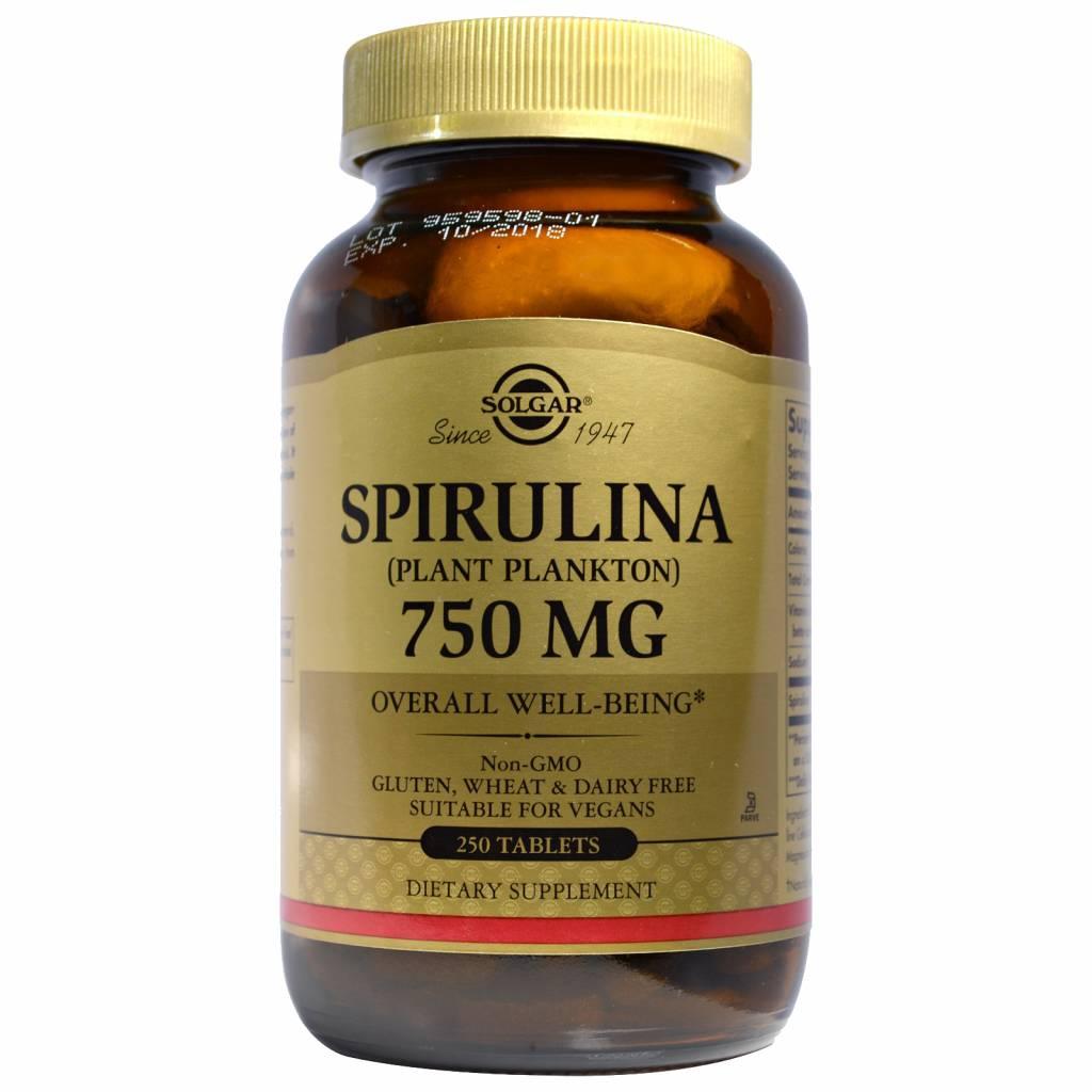 spirulina plant