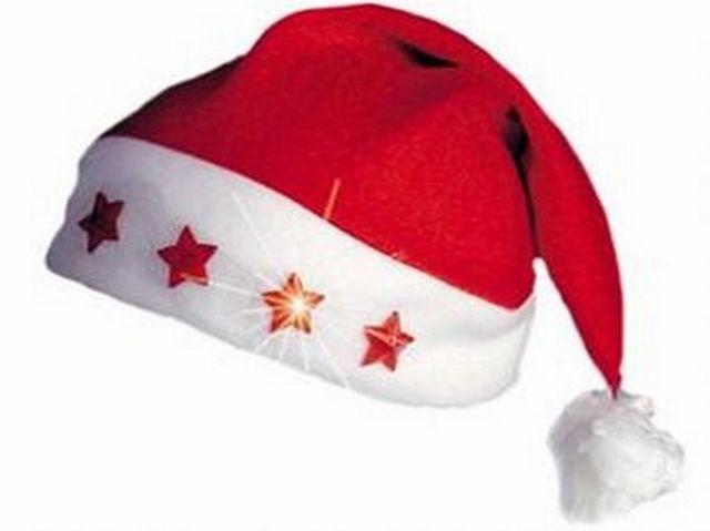 Kerstmuts Met Licht : Kerstmuts kinder met licht st á u ac p st