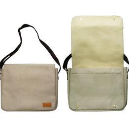 Messenger Bag Brushed Cotton Messenger Bag