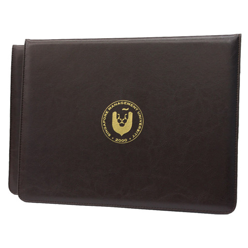 File / Folder Certificate Holder, Brown