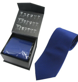 Tie SMU Checkered Tie