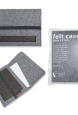 Laptop Sleeve Felt Laptop Case, Grey