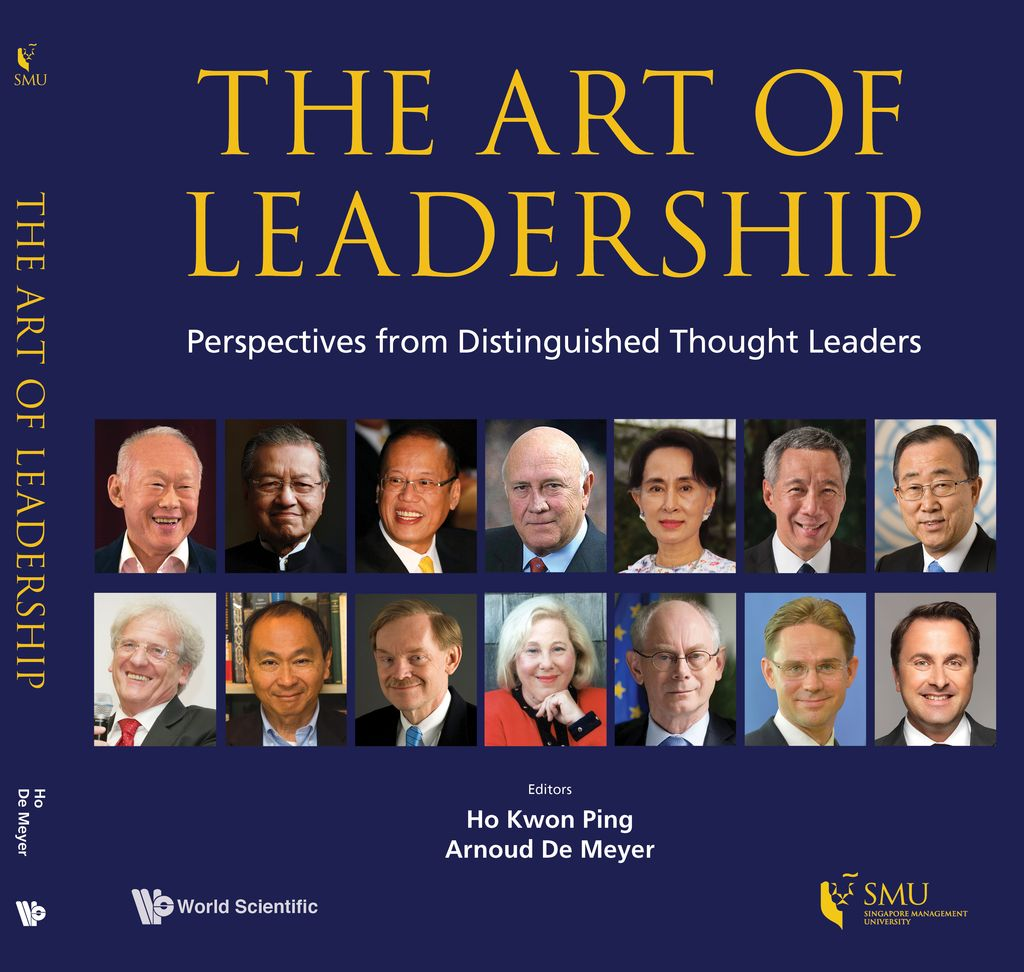 Miscellaneous The Art of Leadership Book HC