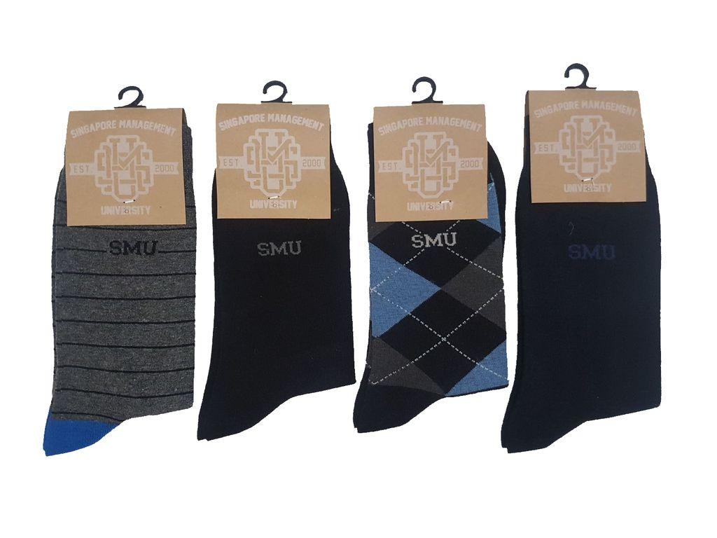 Crew Socks SMU Crew Socks
