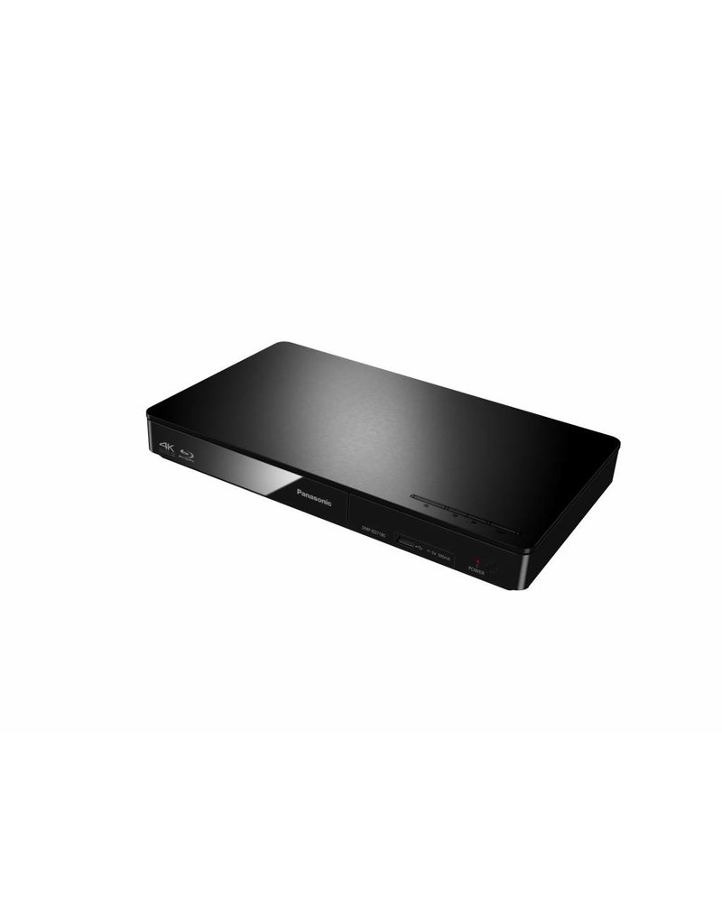 PANASONIC DMPBDT180EB BLU RAY PLAYER