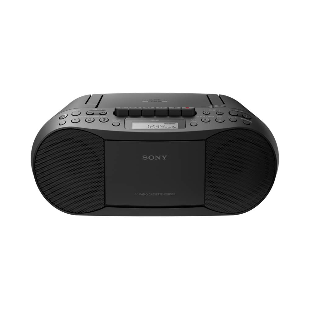 SONY CFDS70B CD/RADIO/CASS