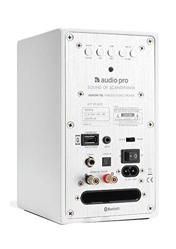 ADDON T8L WHITE SPEAKER SYSTEM