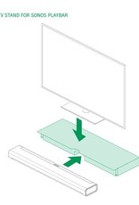 TV STAND FOR SONOS PLAYBAR