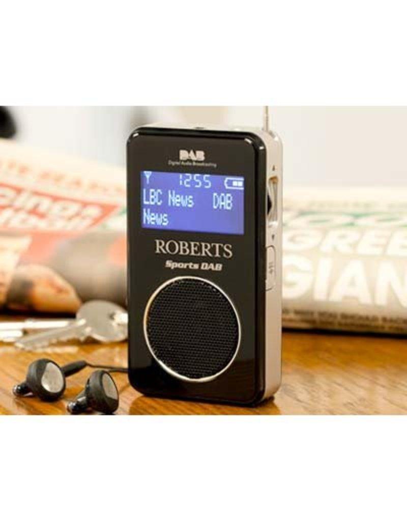 ROBERTS SPORTSDAB6 RADIO