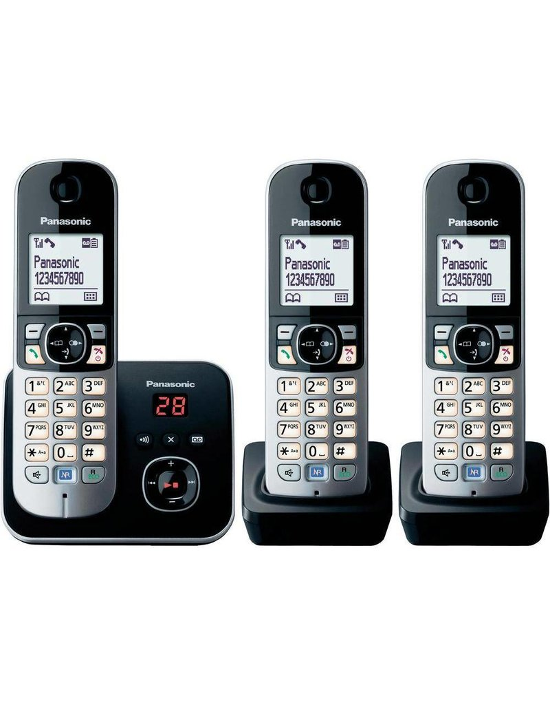 PANASONIC KXTG6823 TRIPLE TAM