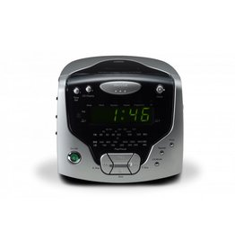ROBERTS CR9986 CD/CLOCK RADIO