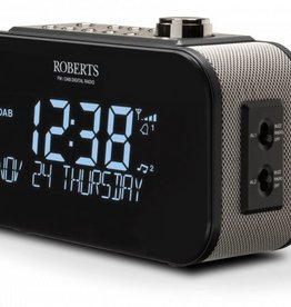 ROBERTS ORTUS 2 DAB CLOCK RADIO