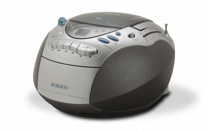 ROBERTS CD9960 CD/RADIO/CAS PORT
