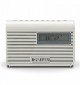 ROBERTS PLAY M3 WHITE DAB+ RADIO