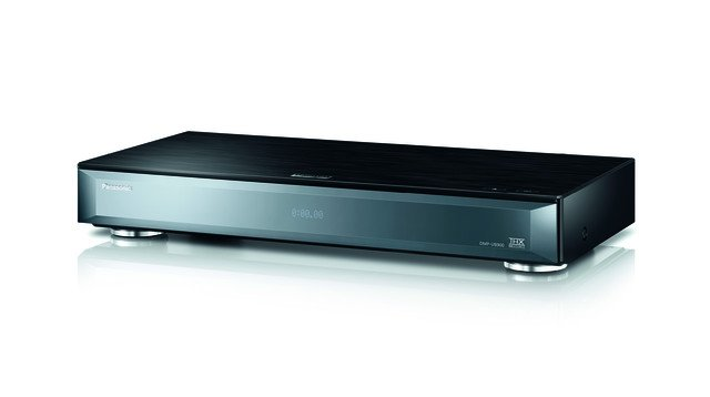 PANASONIC DMPUB900EBK 4K NATIVE BLU RAY