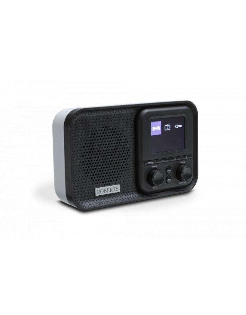 ROBERTS PLAY M5 BLACK DAB+ RADIO