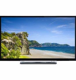 "TOSHIBA 24D3753DB 24"" LED/DVD SMART TV"