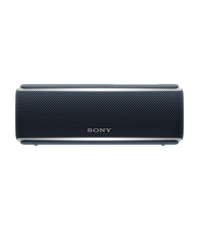 Sony SRSXB21 Portable bluetooth speaker + Carry case