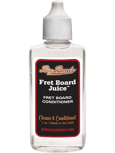 Big Bends Big Bends Fretboard Juice