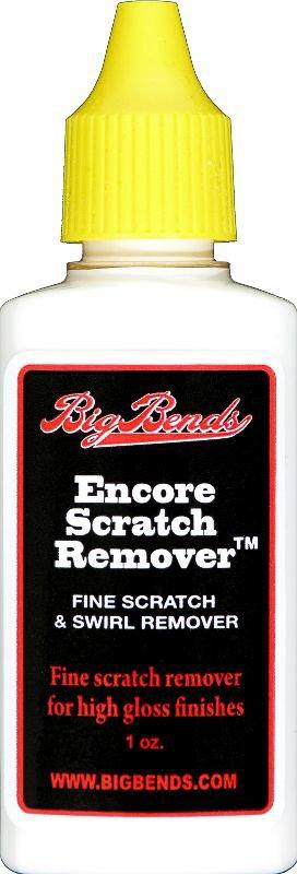 Big Bends Big Bends Encore Scratch Remover
