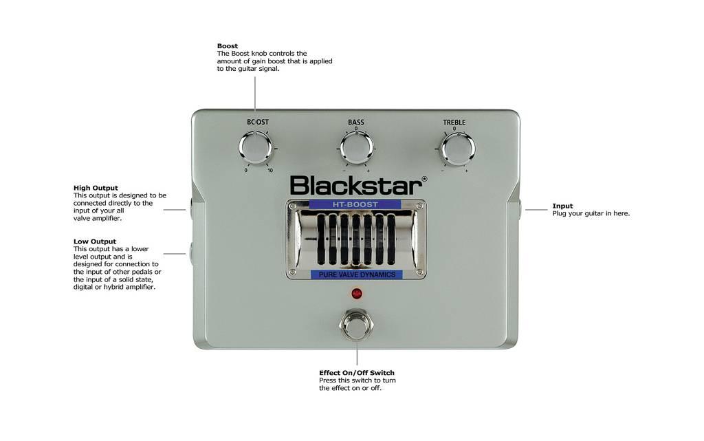 Blackstar Blackstar HT-Boost