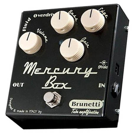 Brunetti Brunetti Mercury Box Overdrive Distortion