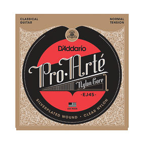 D'Addario D'Addario EJ45 Pro Arte Normal Tension