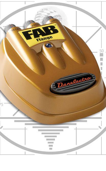 Danelectro Danelectro D-6 FAB Flanger