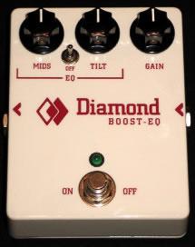Diamond Diamond Boost EQ