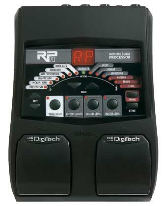 Digitech Digitech RP-70 Multi Effects Processor