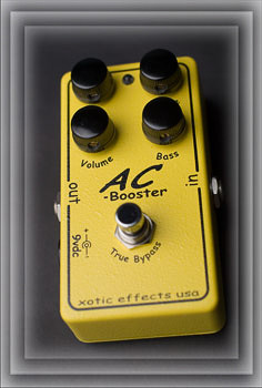 Xotic Xotic AC Booster
